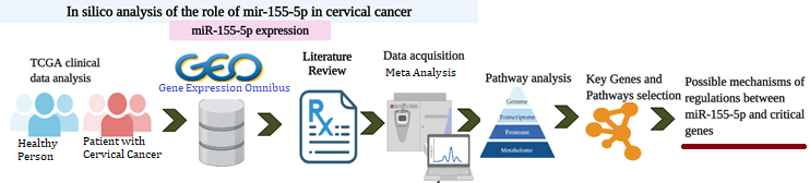 cervical cancer gene analysis
