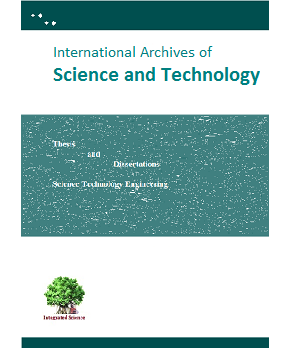 International Archives of Science and Technology