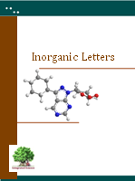 Inorganic Chemistry Letters Journal