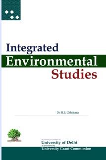 Environmental studies book for Delhi University