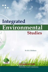 Environmental studies book for delhi university