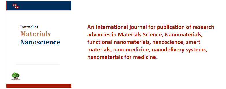 Journal of Materials Nanoscience