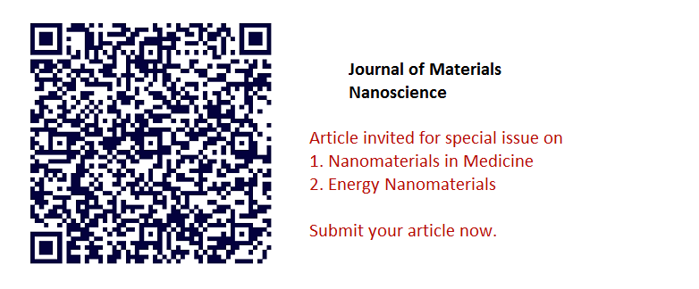 Special issue on Nanomaterials