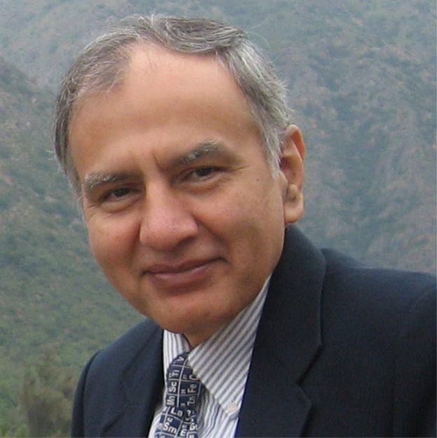 Dr. RS Verma materials nanoscience
