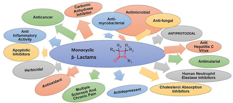 Contemporary advances in therapeutic portfolio of 2-Azetidinones